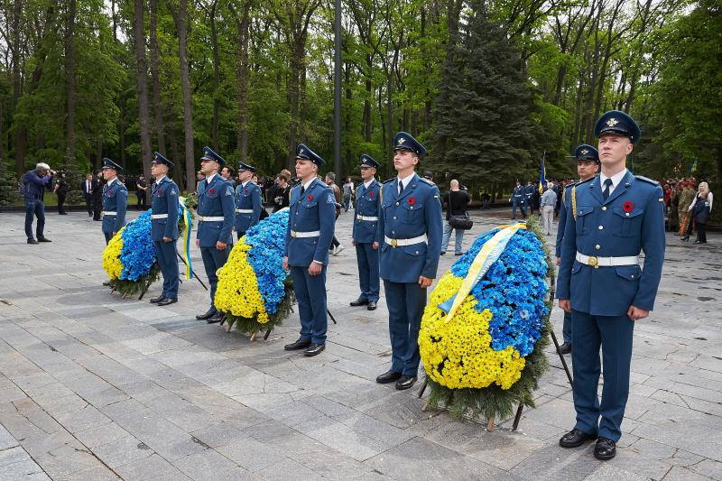 У Харкові відзначають День пам'яті і примирення
