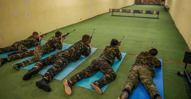 У Харкові визначать кращі команди з військово-спортивної підготовки серед школярів