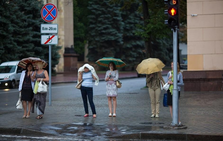 Завтра в Харкові - можливий дощ і до 25 градуса тепла