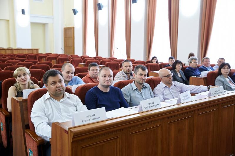 Депутати з Херсона вивчають досвід роботи Харківської міськради