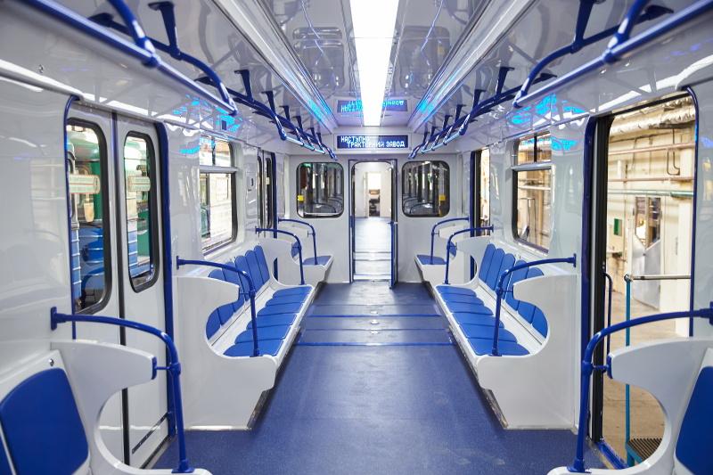 На Холодногірській лінії метро - новий поїзд