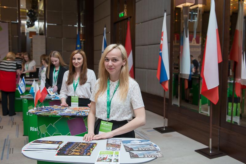 У туристичному форумі в Харкові візьмуть участь іноземні делегації з 20 країн