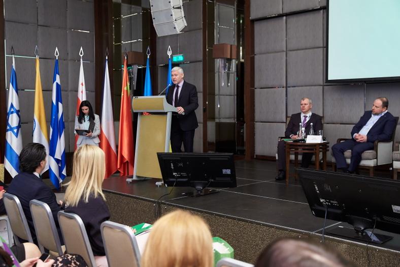 Ігор Терехов відкрив міжнародний туристичний форум