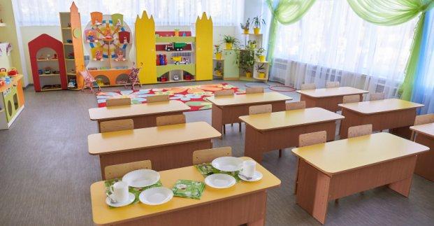 У Слобідському районі готують до відкриття новий дитячий садок