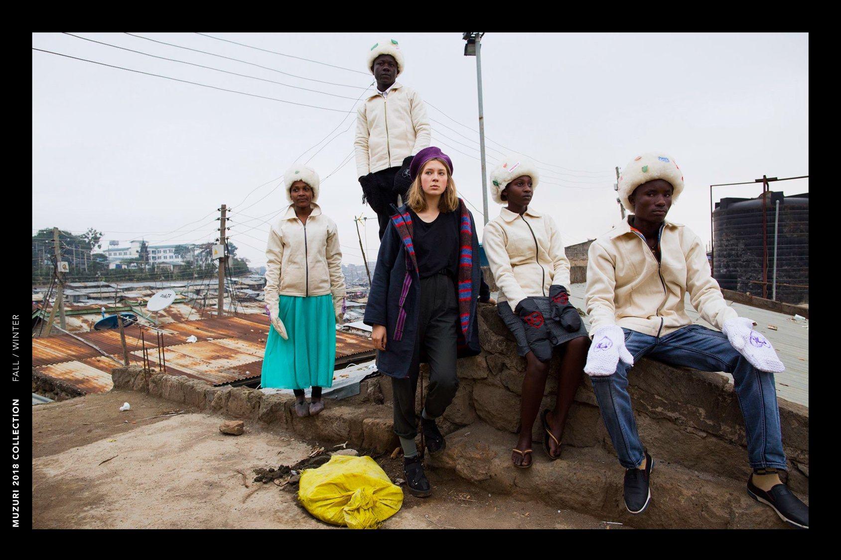У Муніципальній галереї польська художниця розповість про культурний проект   у Кенії