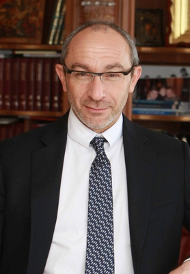 Городской голова Геннадий Кернес